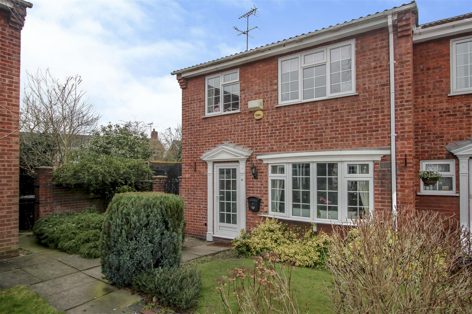 3 Bedrooms House for sale in Bembridge Court, Bramcote, Nottingham